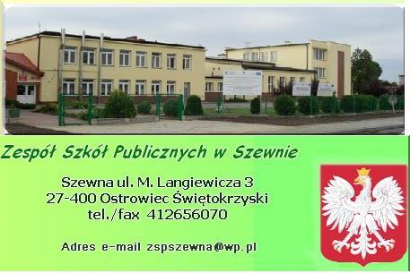 Obrazek użytkownika Zespół Szkół Publicznych w Szewnie